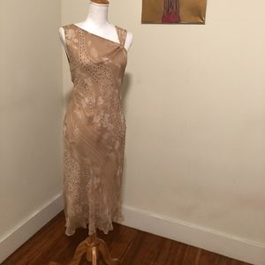 Papell Boutique Evening Gown